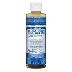 □ 米国Dr.ブロナー社製のカスチール石鹸(※1)です。 □ 単純なオリーブ石鹸と違い、オリーブ油、...