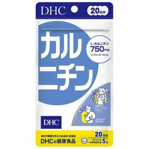 《DHC》 カルニチン 20日分 (100粒入)|ace