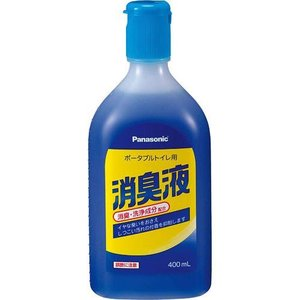 National  ポータブルトイレ用消臭液 400ml ace