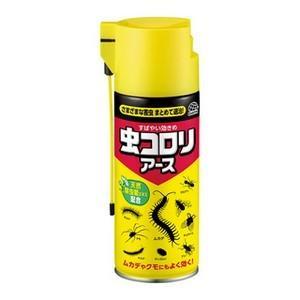 天然ピレトリンの配合でこれまで駆除が難しかったクモやムカデに優れた殺虫効果を発揮します。その他、家の...