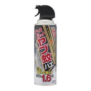 《アース製薬》アースジェット ヤブ蚊ハエ用(450ml)|ace