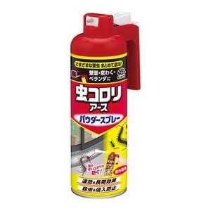 ● 粉剤を撒きにくかったベランダや家の周りの壁の際、玄関下、窓枠のまわり、石垣の隙間などにも使える!...