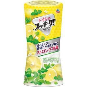 [アース製薬]トイレのスッキーリ! ミントグレープフルーツの香り 400mlの商品画像|ナビ