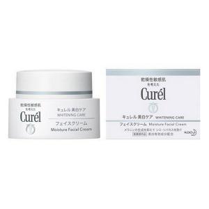 《花王》 Curel キュレル 美白クリーム 40g 【医薬部外品】