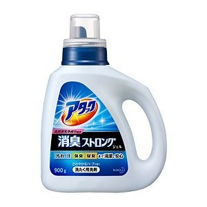 【花王】アタック 消臭ストロングジェル(900g)...
