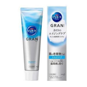 【医薬部外品】《花王》 ピュオーラGRAN(グラン) マルチケア 100g (薬用ハミガキ)