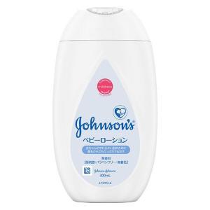 《ジョンソン&ジョンソン》 ジョンソン ベビーローション 無香料 300mL|ace
