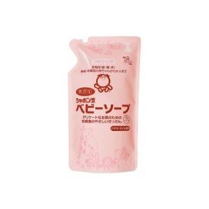 【シャボン玉石けん】ベビーソープ泡タイプ(350ml)詰替え用|ace