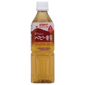 【ピジョン】ベビー飲料 ベビー麦茶(500ml)《1ヶ月頃か...