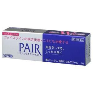 《ライオン》 ペアアクネクリームW 24g 【第2類医薬品】...