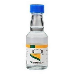 《健栄製薬》 乳酸 (食添用) 50mL ace