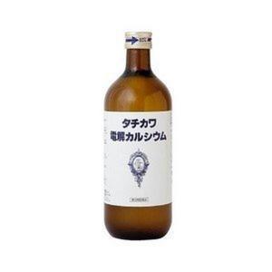 タチカワ電解カルシウム 600ml   【第3類医薬品】