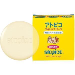 アトピコ スキンケアソープ 80g|ace