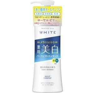 □ 今あるシミ・シミ予備軍にも美白*有効成分がダイレクトに発揮。化粧水・美容液・乳液1品3役の薬用美...
