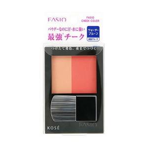 《コーセー》 ファシオ(FASIO) ウォータープルーフ チーク OR-1 オレンジ系 4.5g ace