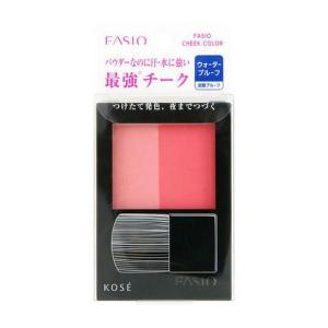 《コーセー》 ファシオ(FASIO) ウォータープルーフ チーク PK-2 ピンク系 4.5g ace