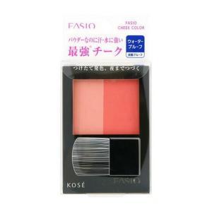 《コーセー》 ファシオ(FASIO) ウォータープルーフ チーク PK-3 ピンク系 4.5g ace
