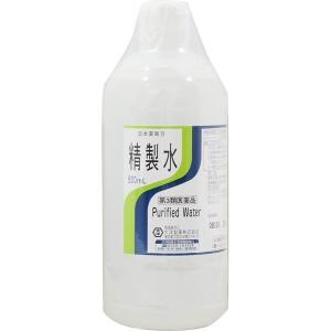 《大洋製薬》 日本薬局方 精製水 (500mL) 【第3類医薬品】