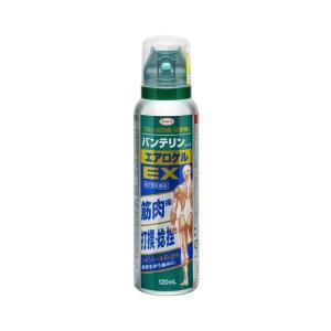 《興和》 バンテリンコーワエアロゲルEX 120ml 【第2類医薬品】