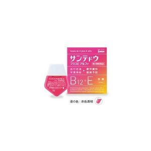 《参天製薬》 サンテドウ プラスEアルファ 12ml (目薬) 【第3類医薬品】