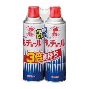 【医薬部外品】《KINCHO》 キンチョール K 450mL×2本パック (防除用医薬部外品)|ace