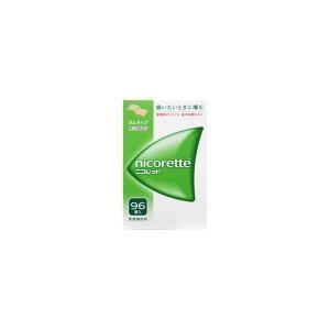 《武田薬品》 ニコレット 96個入 【指定第2類医薬品】 (禁煙補助剤)|ace