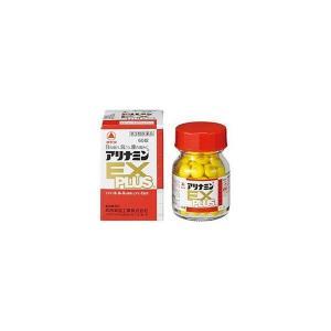 《武田薬品》 アリナミンEXプラス 60錠 【第3類医薬品】 (ビタミンB1・B6・B12製剤)|ace