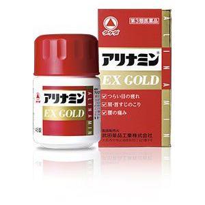 《武田薬品》 アリナミンEXゴールド 90錠 【第3類医薬品】