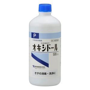 《健栄製薬》 オキシドール 500ml 【第3類医薬品】|ace