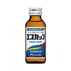 □ エスカップは、食欲不振時に有用なカルニチン塩化物をはじめ、肉体疲労時に不足しがちなビタミンB群や...