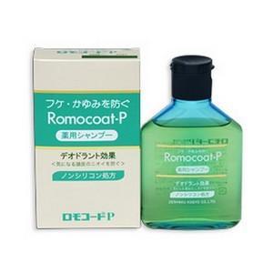《全薬工業》 ロモコートP 薬用シャンプー 180ml 【医薬部外品】 (フケ用ノンシリコンシャンプー)|ace