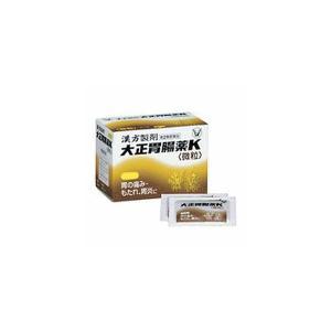 《大正製薬》 大正胃腸薬 K 微粒 50包 【第2類医薬品】 (胃腸薬)
