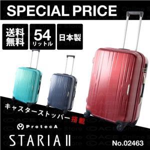 スーツケース プロテカ 25%OFF アウトレット スタリア...