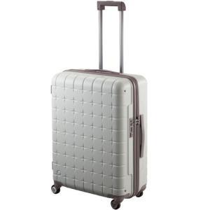 スーツケース プロテカ 360 ファスナー アウトレット 25%OFF 送料無料 エース 4,5泊程度の旅行に スーツケース 61リットル   02513|aceonlinestore