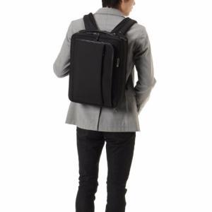 エース ビジネスバッグ ビジネスリュック 3wayバッグ ace. 『EVL-3.0』  送料無料 エースジーン マチ拡張 3wayビジネス  2気室 A4サイズ PC対応  59515|aceonlinestore