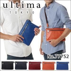 エース ultima TOKYO/ウルティマ トーキョー 3way スマートバッグ◇セカンドバッグ、ショルダーバッグ、バッグinバッグの3通り 薄マチタイプ 77752|aceonlinestore