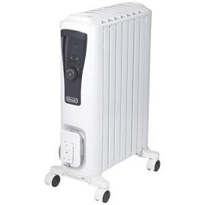 デロンギ オイルヒーター(8?10畳)暖房器具De'Longhi UniCald(ユニカルド) RH...