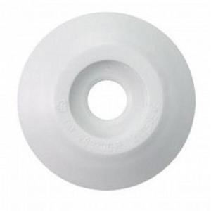 W315 コノエダブル No.3 白 (20個入)  外径47mm×高さ7mm 測量用明示板 測量鋲 ポイント 標示板 土地家屋調査|acetech