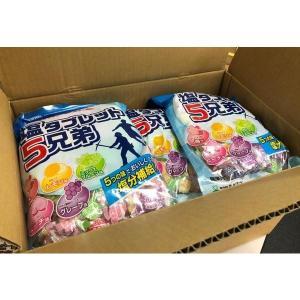 [送料無料] まとめ買い ランドアート 塩タブレット5兄弟 1ケース(530g×10袋入、約1980粒) [塩飴 塩あめ 塩タブレット5兄弟 熱中症対策 塩分補給]