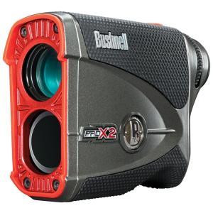 [送料無料] Bushnell ブッシュネル ピンシーカープロX2ジョルト ゴルフ用レーザー距離計 [日本正規品] acetech