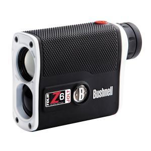 [送料無料] Bushnell ブッシュネル ゴルフ用レーザー距離計 ピンシーカースロープツアーZ6ジョルト[日本正規品] acetech