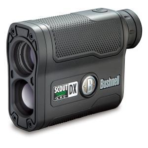 [送料無料]Bushnell ブッシュネル ライトスピード SCOUT1000DX(スカウト1000DX) 0.1m表示 完全防水 測定可能距離5-914m  レーザー距離計[日本正規品] acetech