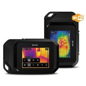 [送料無料] FLIR フリアー C3 赤外線サーモグラフィ WiFi対応 (建物検査 冷暖房 空調設備 断熱チェック) [日本正規品]|acetech