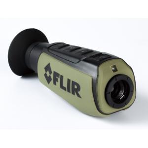 [送料無料] FLIR ハンドヘルド赤外線サーマルカメラ フリアースカウトII320 (9Hz) 暗視スコープ 夜間監視 夜行性動物の観察 [日本正規品]