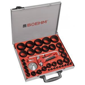 [送料無料] BOEHM ボエム JLB260PACC 穴あけポンチ パッキン ガスケット ジョイントシート ゴム製Oリングをクイック製作|acetech
