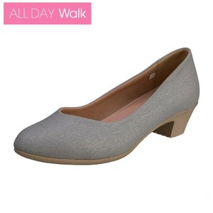 ALL DAY Walk 073 ライトグレー [ALD 0730] ※21.0-26.0cm 2E/パンプス/歩きやすい|achilles-shop3