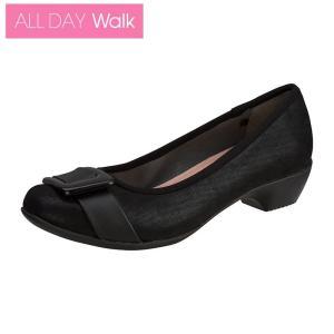 ALL DAY Walk 200 ブラック [ALD 2000] ※21.0-26.0cm 2E/パンプス/歩きやすい|achilles-shop3