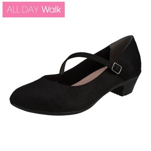 ALL DAY Walk 217 ブラック ※21.0〜26.0cm/パンプス/歩きやすい|achilles-shop3
