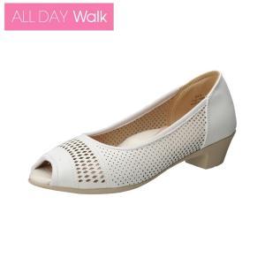 ALL DAY Walk 237 ホワイト/パンプス/歩きやすい|achilles-shop3