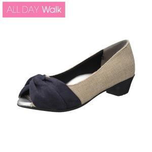 ALL DAY Walk 238 ネービー/パンプス/歩きやすい|achilles-shop3